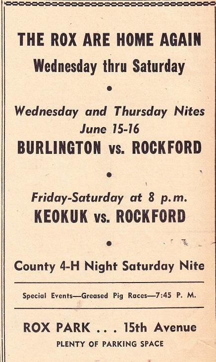Rockford Rox