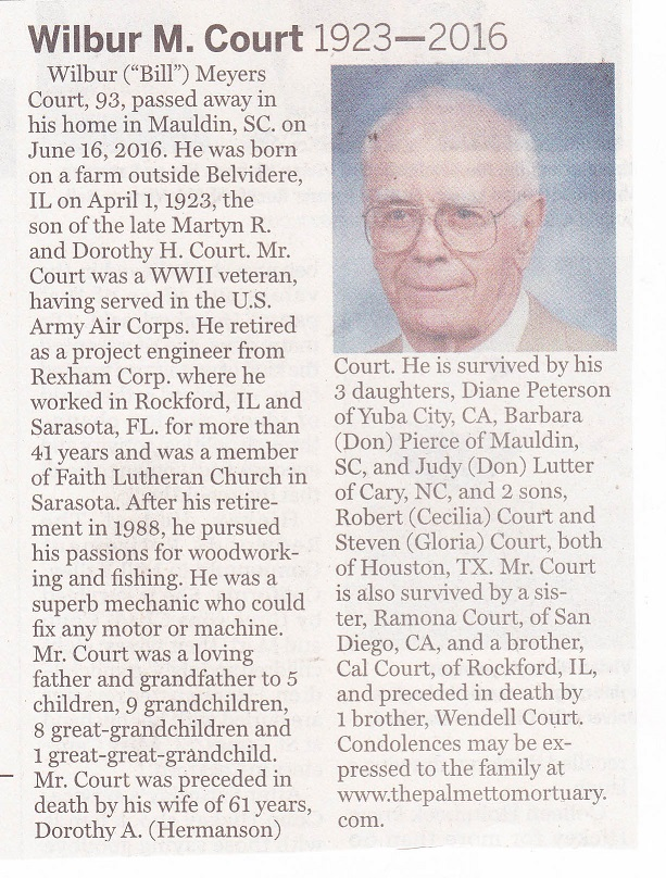 Wilbur M. Court