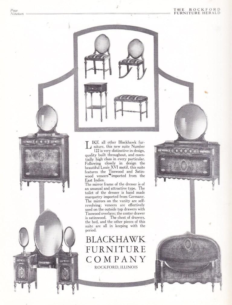 blackhawk furniture co rpl 39 s local history