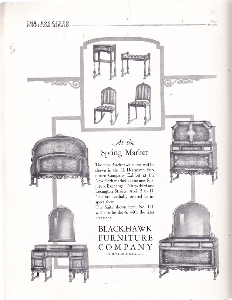 Blackhawk Furniture Co