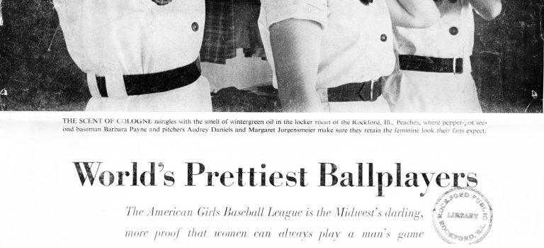 World's Prettiest Ballplayers