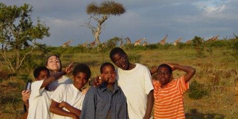 Image result for the boys of baraka film