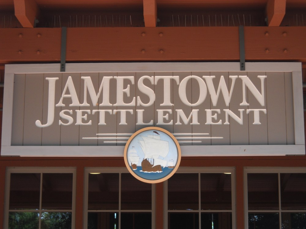 Jamestown - America's Roots, Uprooting!!! (1/6)