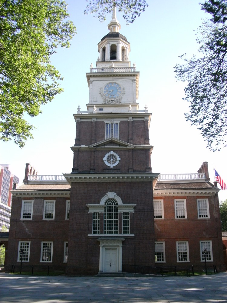 Independence Hall and the Liberty Bell - Day 1 (1/5)