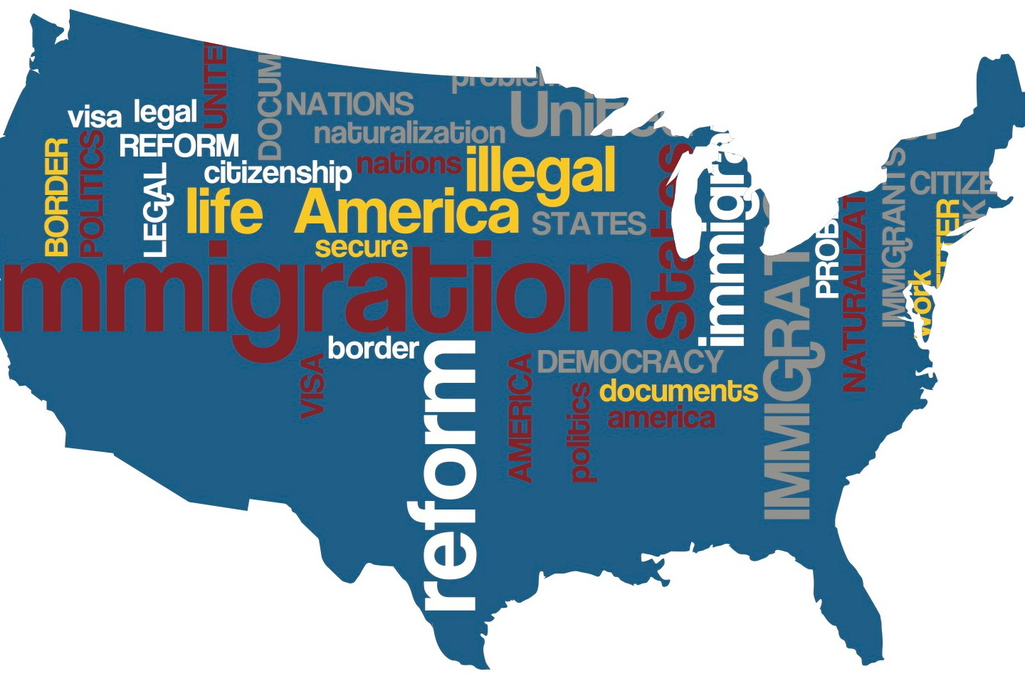 Tumbling Walls: A GISP Dinner & Dialogue on U.S. Immigration Policies