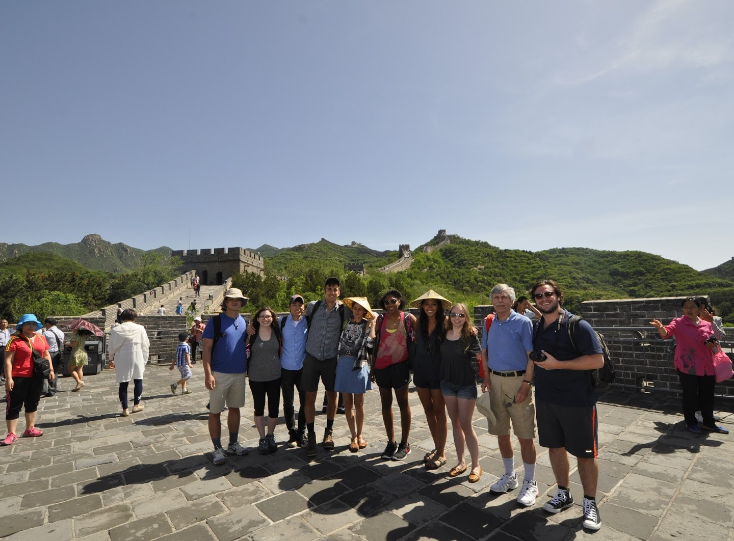 Study Abroad with History Faculty