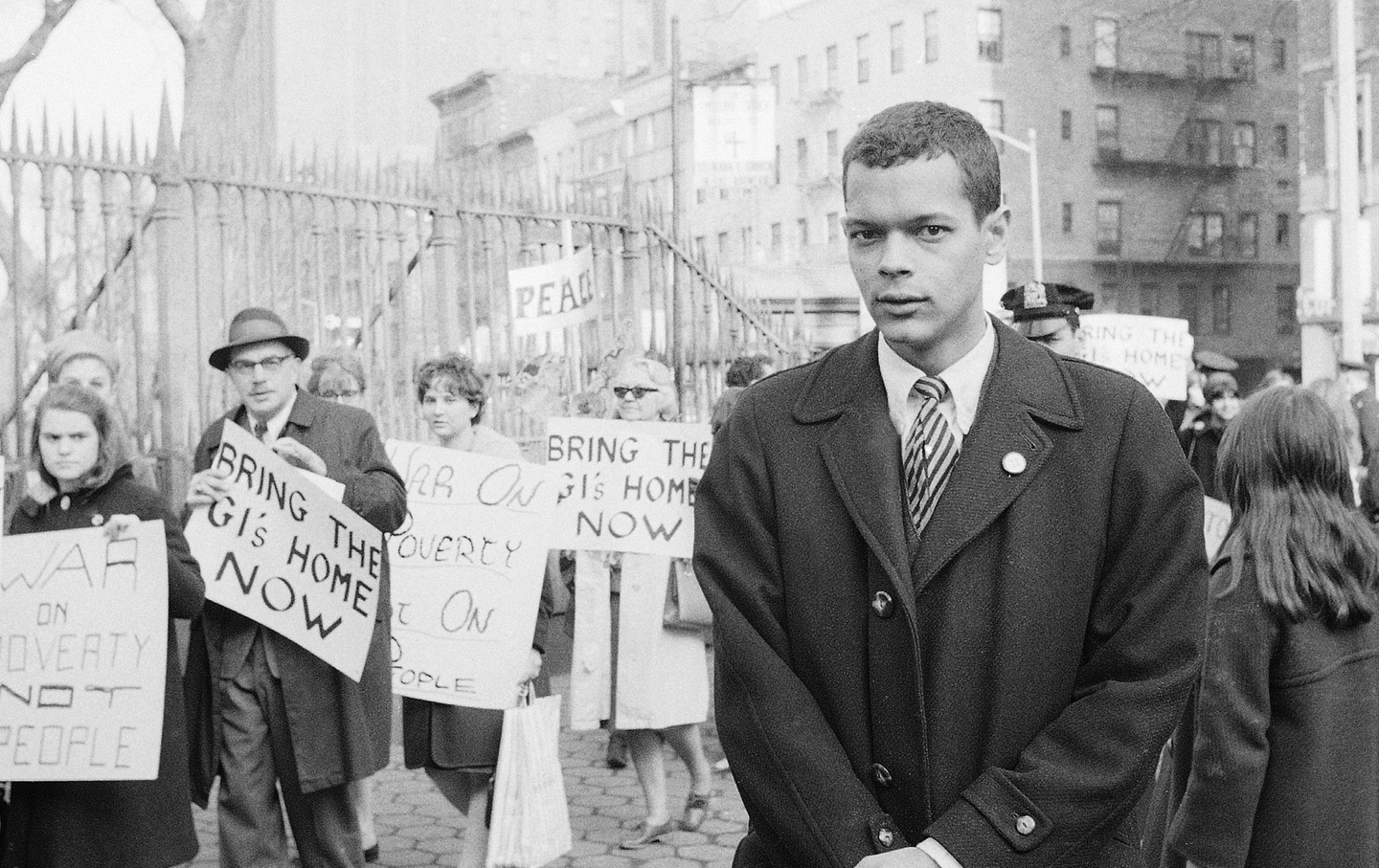 Tributes to NAACP Chair Julian Bond Organized by Professor Crosby