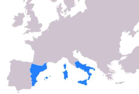 Medieval Empire of Aragon