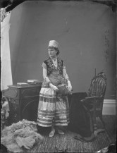 Miss Jennet Scott as a Tambourin Girl. http://collectionscanada.gc.ca/pam_archives/index.php?fuseaction=genitem.displayItem&lang=eng&rec_nbr=3421103