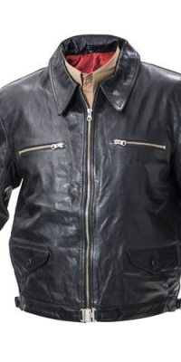 Eric Hartmann Leather Flying Jacket   Reproduction WW1 and WW2 ...