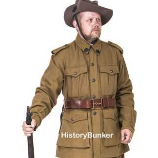 WW1 Australian ANZAC uniforms and tunics