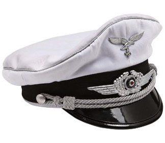 WW2 Luftwaffe helmets, hats and visor caps