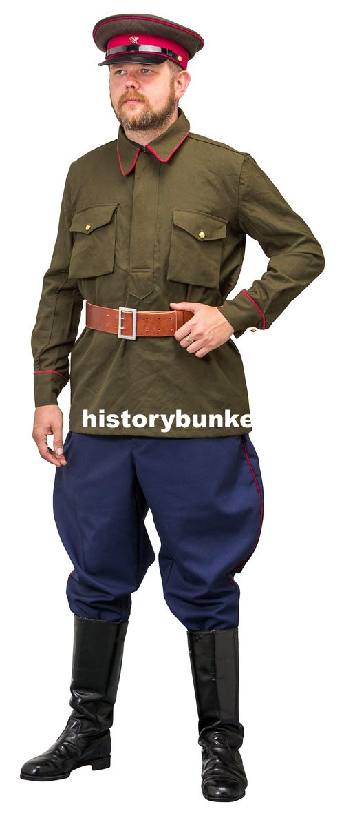 WW2 Russian uniform for hire Infantry officer