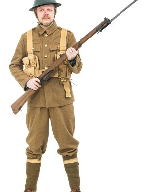 WW1 British Uniforms