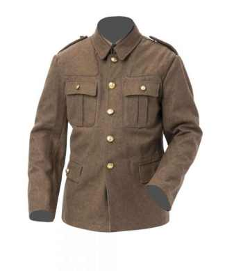 WW1 British tunics