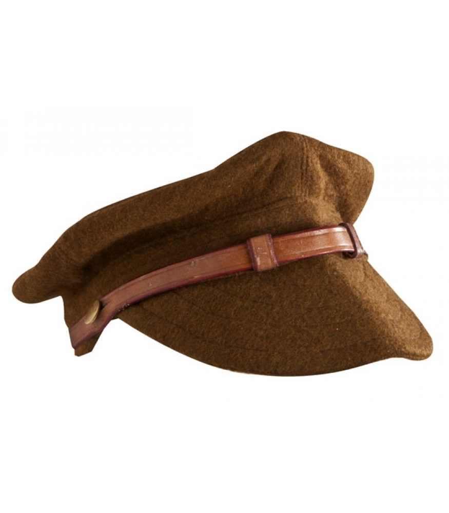 WW1 British army soft trench cap