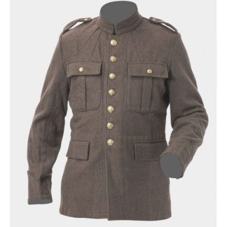 WW1 Canadian uniforms and tunics