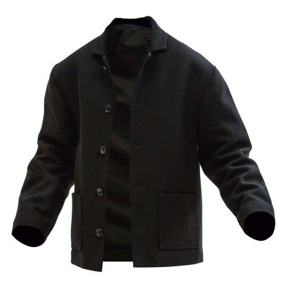 Edwardian Workman Coat - Sack Coat/Donkey Jacket