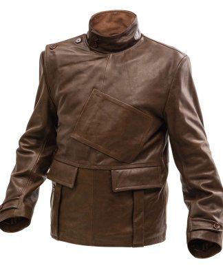 rfc leather coat