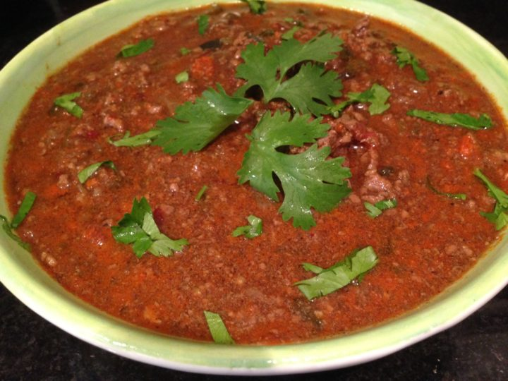 Awesome Texas Style Chili con Carne