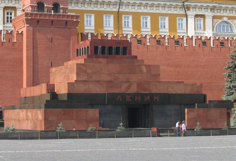 Lenins Mausoleum