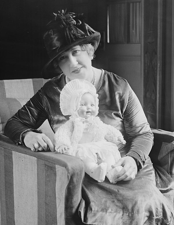 Beulah Louise Henry Lady Edison