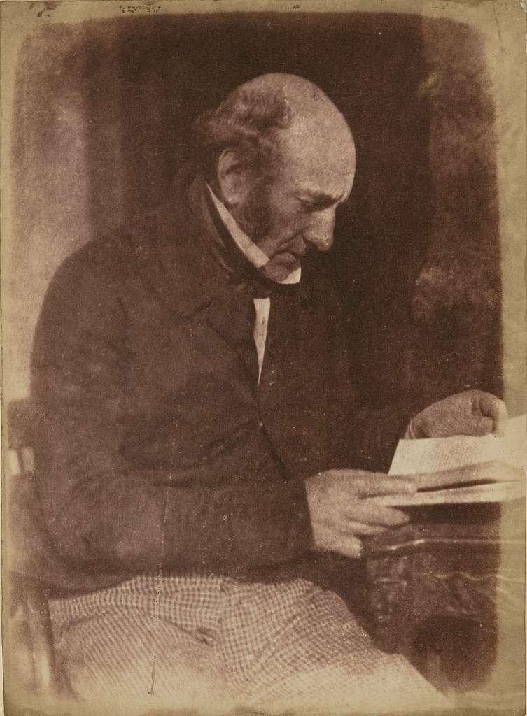 Robert Liston in circa 1845