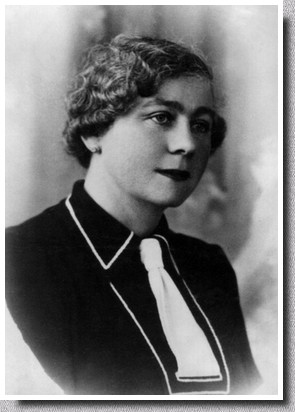 Marga Boodts, presumed Olga Nikolaevna Romanova, daughter of Tsar Nicholas II. (Photo by Mondadori Portfolio via Getty Images)
