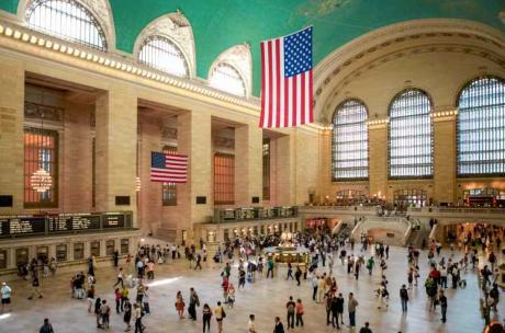 Grand Central Terminal, NYC, USA