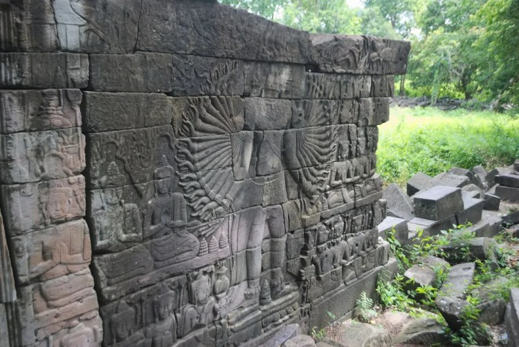 Cambodia - Siem Reap - Collab Entry - Banteay Chhmar