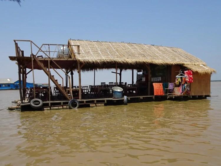 Cambodia - Tonle Sap Lake House - Siem Reap - Collab Entry