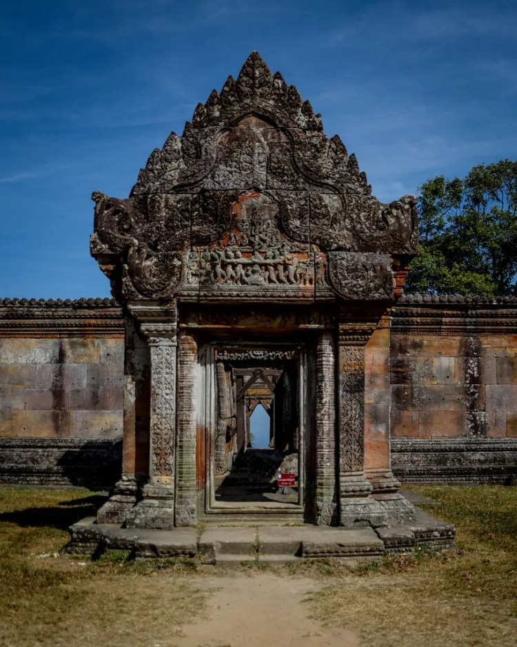 Cambodia - Preah Vihear - Day Trip from Siem Reap