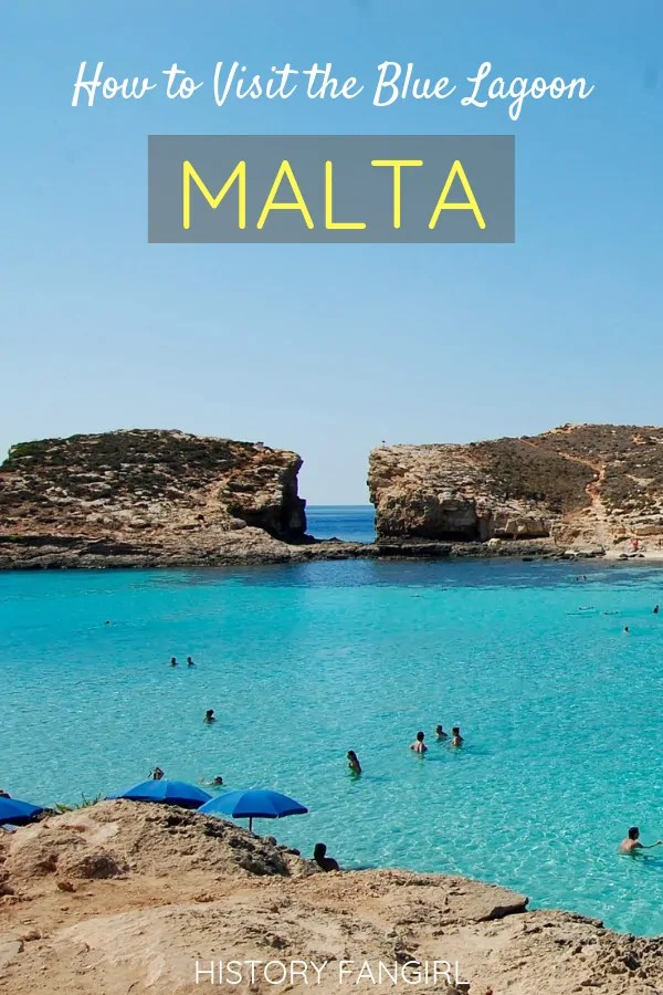 How to Enjoy the Perfect Day Trip to The Blue Lagoon in Malta
