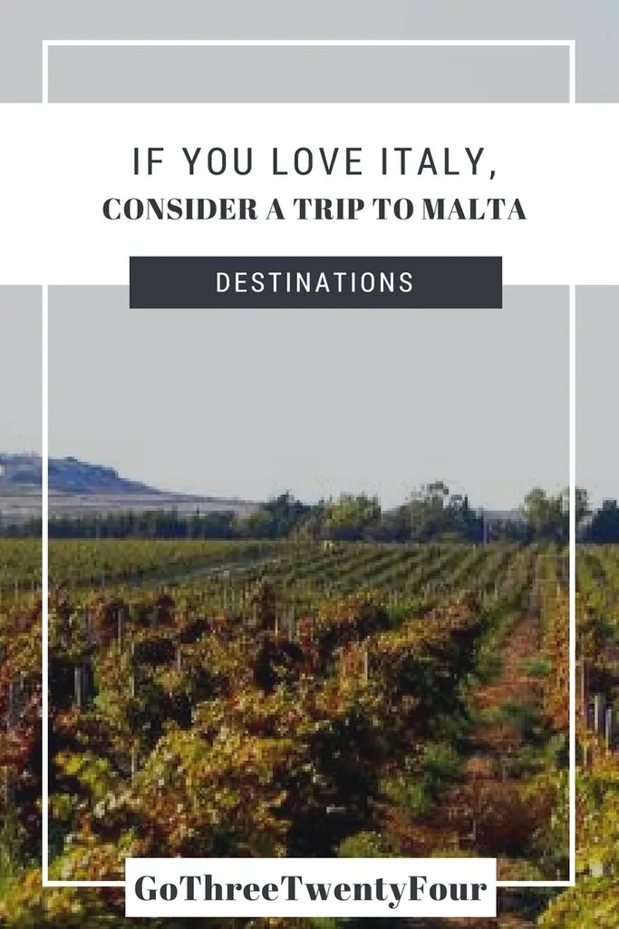 If You Love Italy, Consider a Trip to Malta