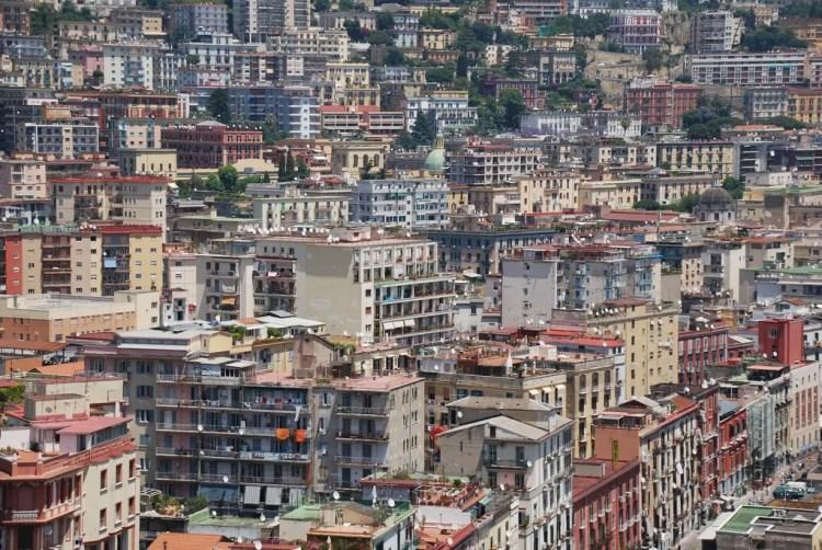 Italy - Naples - Buildings - Pixabay