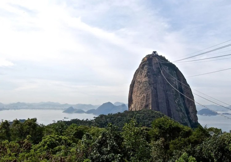 Take a cable car up to Rio's Sugar Loaf the same way locals have been since 1912.