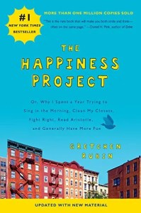 The Happiness Project by Gretchen Ruben