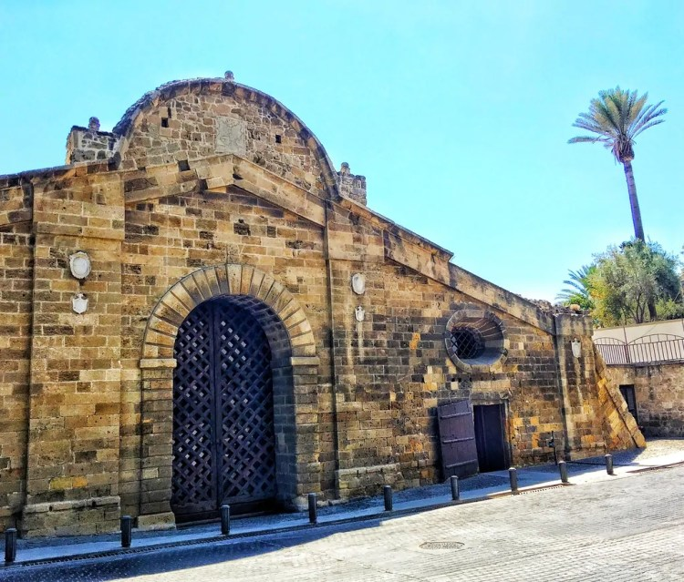 The Famagusta Gate