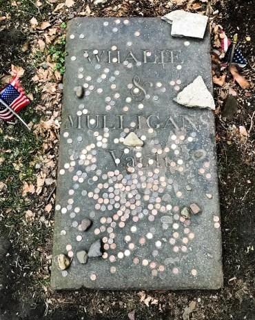 Hercules Mulligan's Family Vault