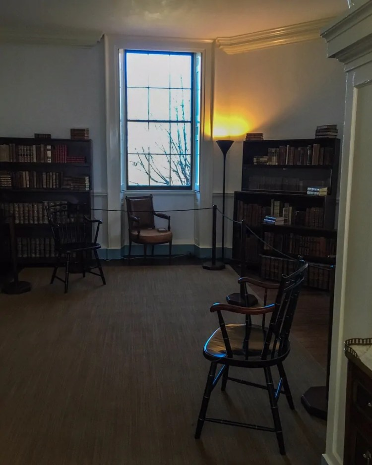 Jefferson's Library