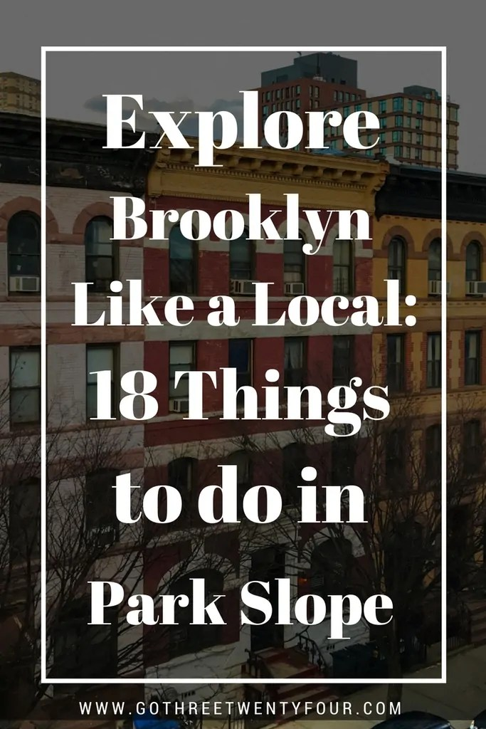 Explore brooklyn like a local 18 things to do in park for Stuff to do in brooklyn