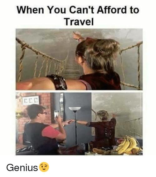 Instagram Travel Meme
