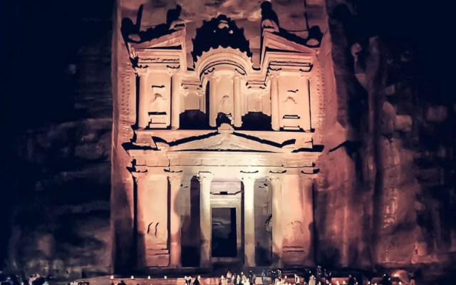 Discovering the Lost City of Petra