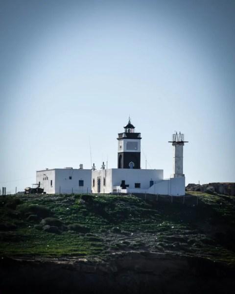 Lighthouse at Cape Angela