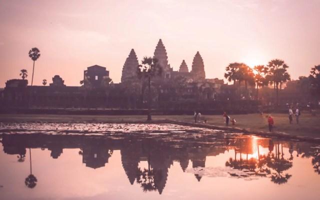 No Bullshit Guide to Visiting Angkor Wat at Sunrise