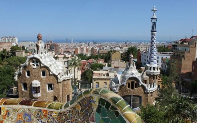 Spain - Barcelona - Parc Guell - Pixabay