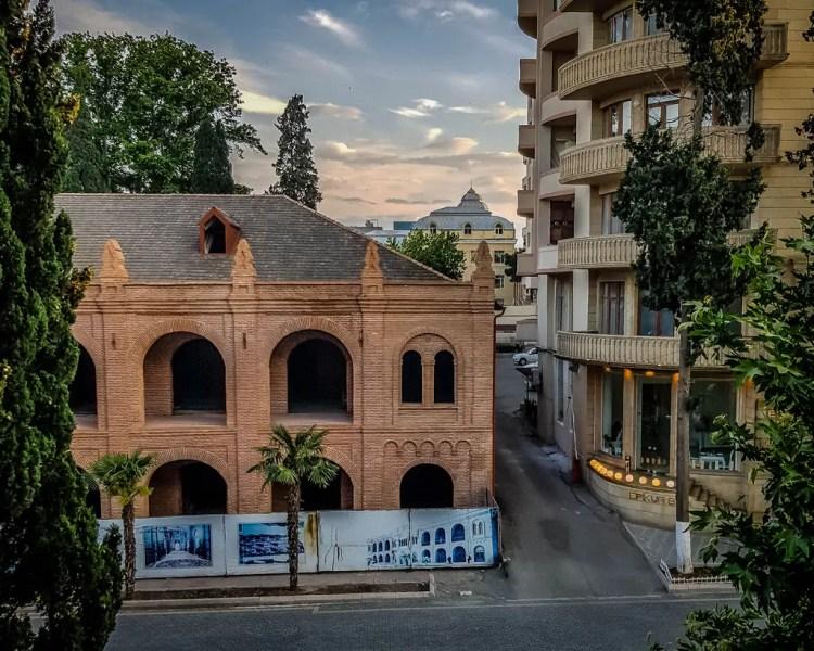 Azerbaijan - Ganja - Shah Abbas Caravanserai