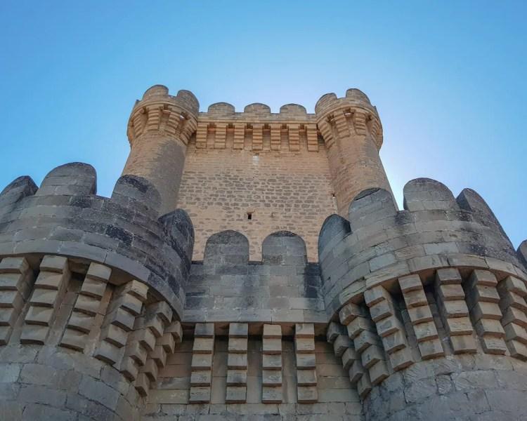 Azerbaijan - Baku - Mardakan Fortress