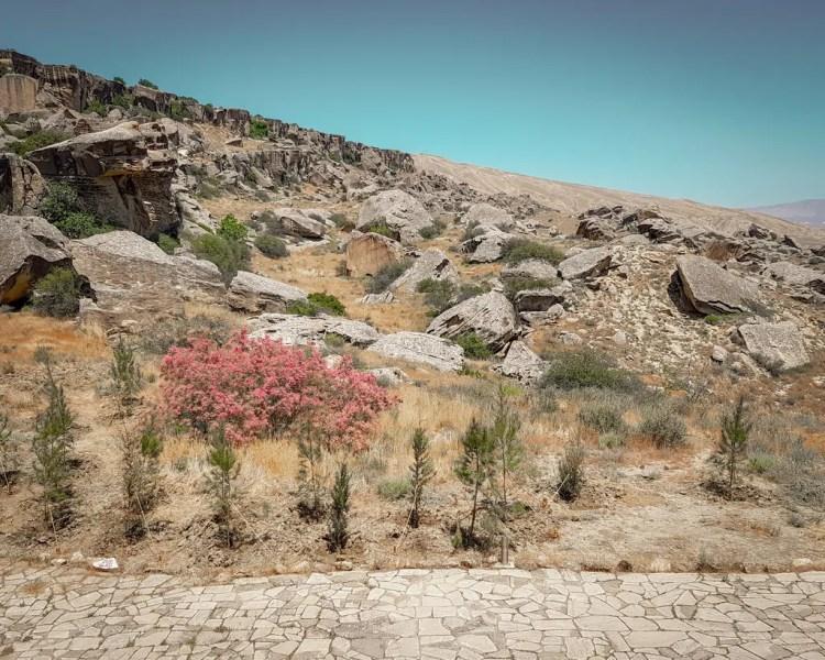 Azerbaijan - Gobustan - UNESCO Site