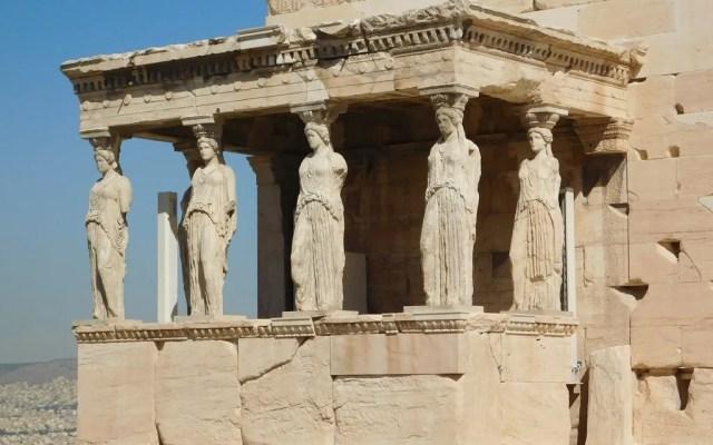 Rick Steves Over Brunch:  Athens and Side-Trips